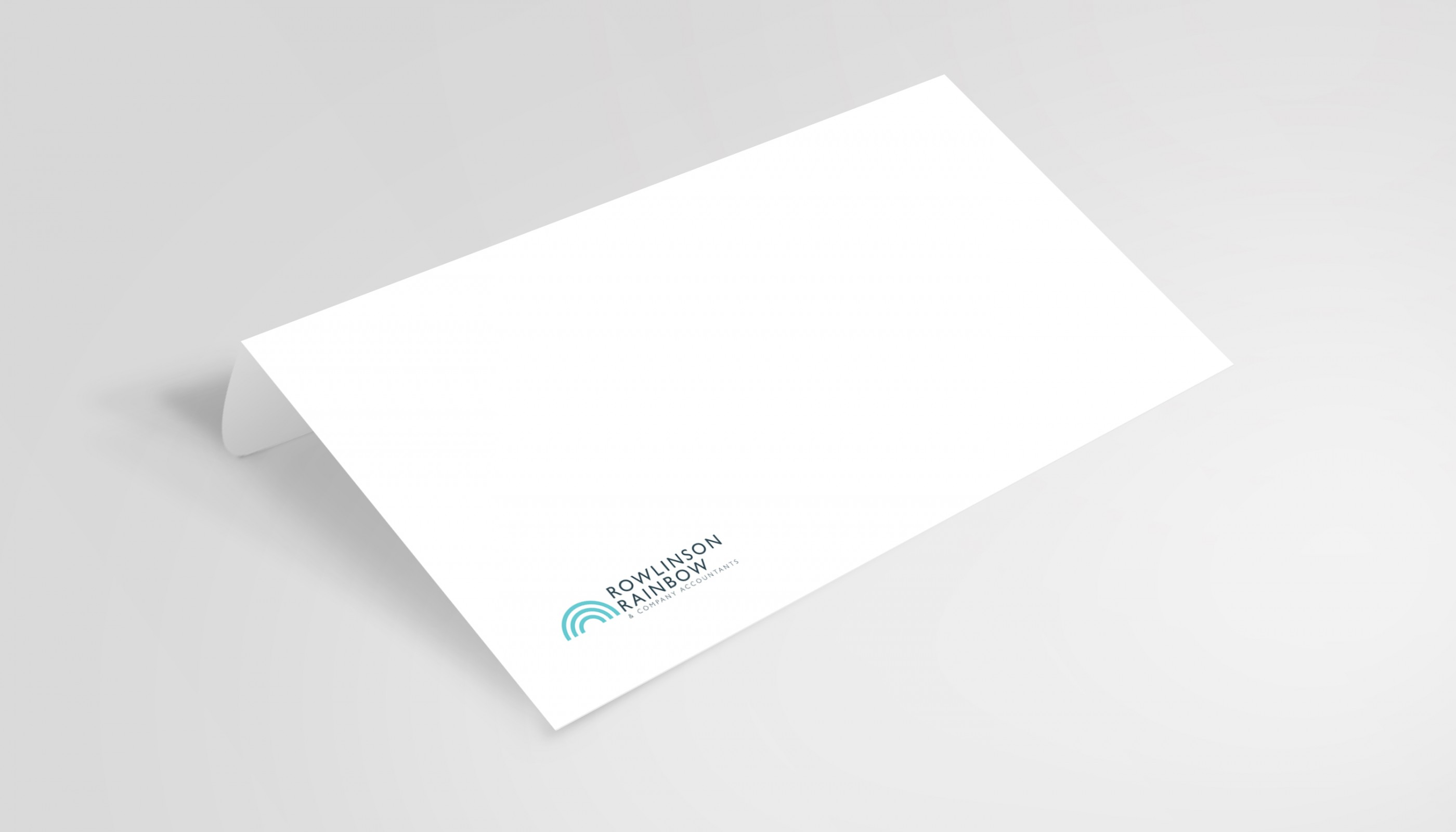 Envelopes for Accountants, printed and delivered by Hypa Concept